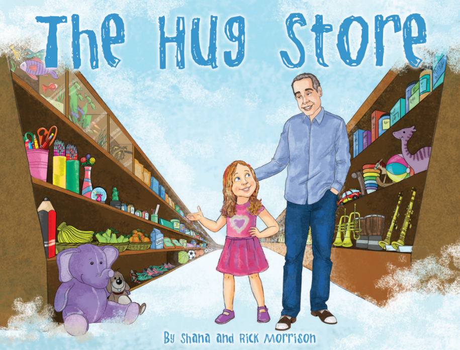 The Hug Store Cover
